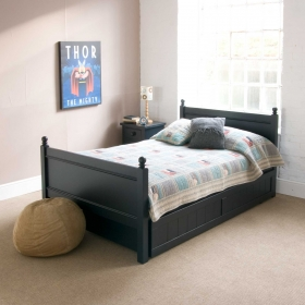 Pippin Small Double Bed with Trundle