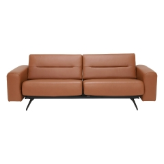Stressless Stella 2.5 Seater Sofa, Choice of Leather