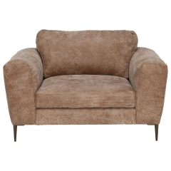 New Troy Maxi Leather Chair