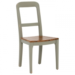 Maison Side Chair, Albany And Moss Grey