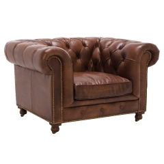 Asquith Leather Chair