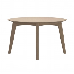 Stressless Bordeaux Round Dining Table, Quickship