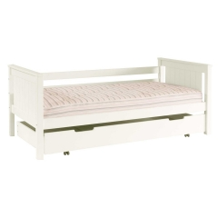 Buddy Single Day Bed with Trundle