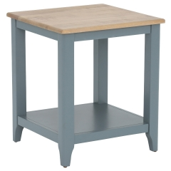 Craster Lamp Table, French Grey