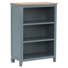 Craster Small Bookcase, French Grey
