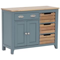 Craster Small Sideboard, French Grey