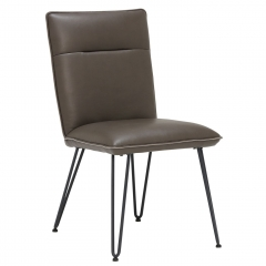 Bron Dining Chair, Anthracite