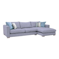 Fontella Small Right Hand Facing Chaise, Tabby Pool