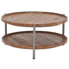 Heartwood Round Coffee Table