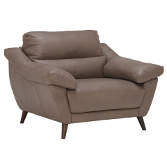 Comino Leather Maxi Chair