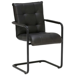 Julius Leather Dining Chair