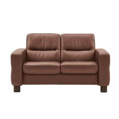 Stressless Wave Low Back 2 Seater Sofa, Leather