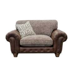 Melville Standard Back Snuggle Chair