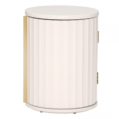Lucia Right Hand Bedside Table
