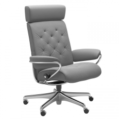 Stressless Metro Offfice Chair With Adjustable Headrest
