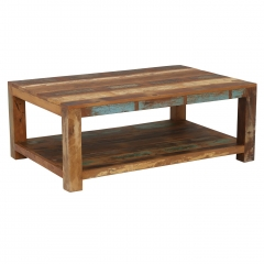 Little Tree Furniture Reclaimed Wood Mary Rose Coffee Table