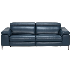 Paolo Leather 3.5 Seater Recliner Sofa