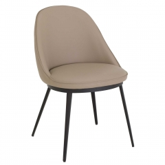 Quebec Dining Chair, Taupe