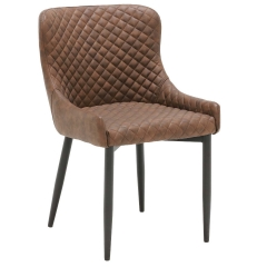 Rivington Upholstered Dining Armchair