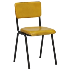 Twyford Dining Chair, Leather