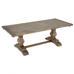 Woolton 220cm Extending Dining Table