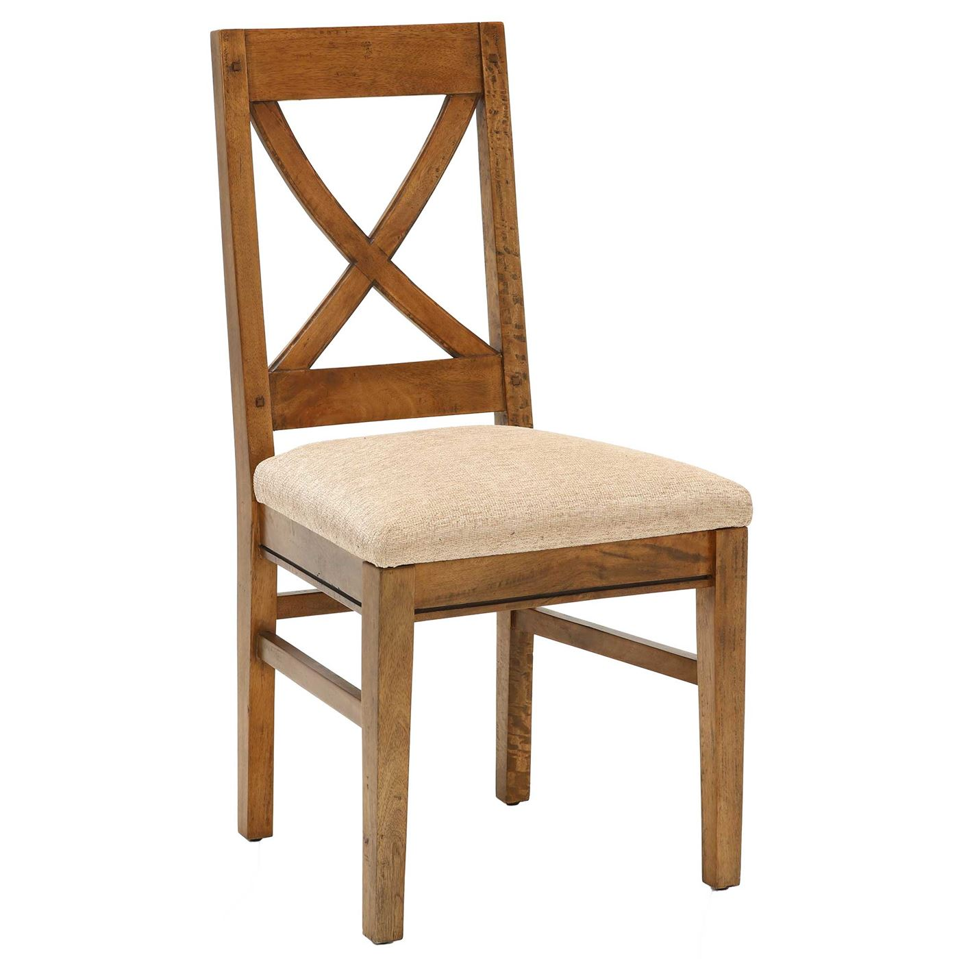 New Frontier Mango Wood Dining Chair