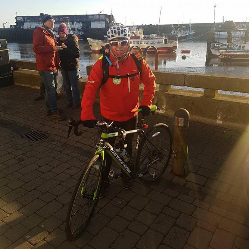 Q&A with B&S Web Developer Paul as he takes on the WRR Challenge