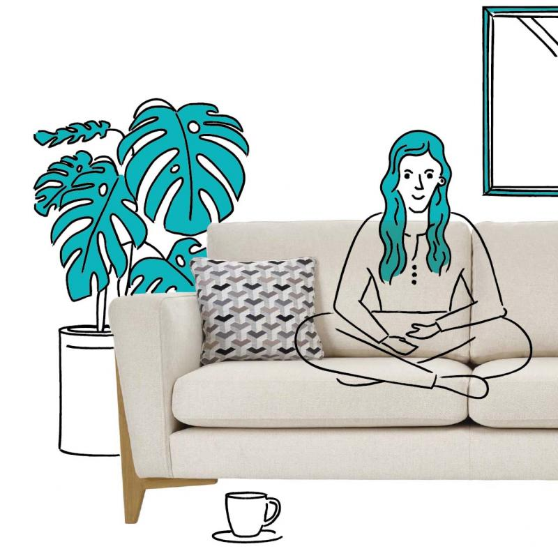 What do your sofa habits say about you?