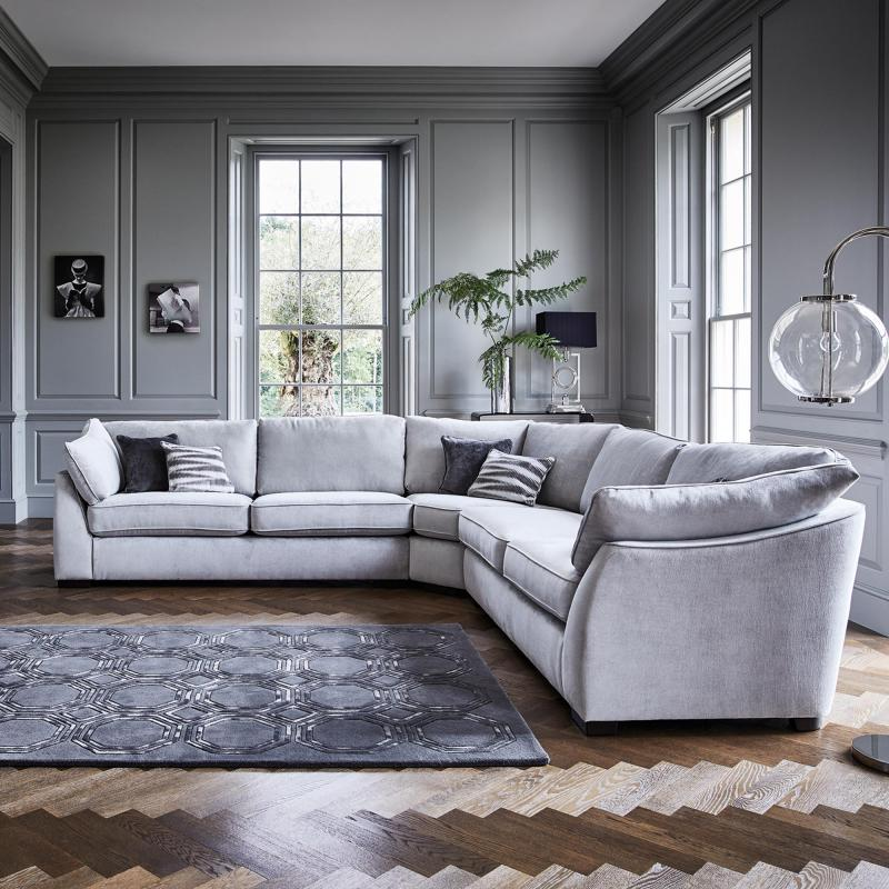 Our Complete Guide to Finding your Perfect Corner Sofa