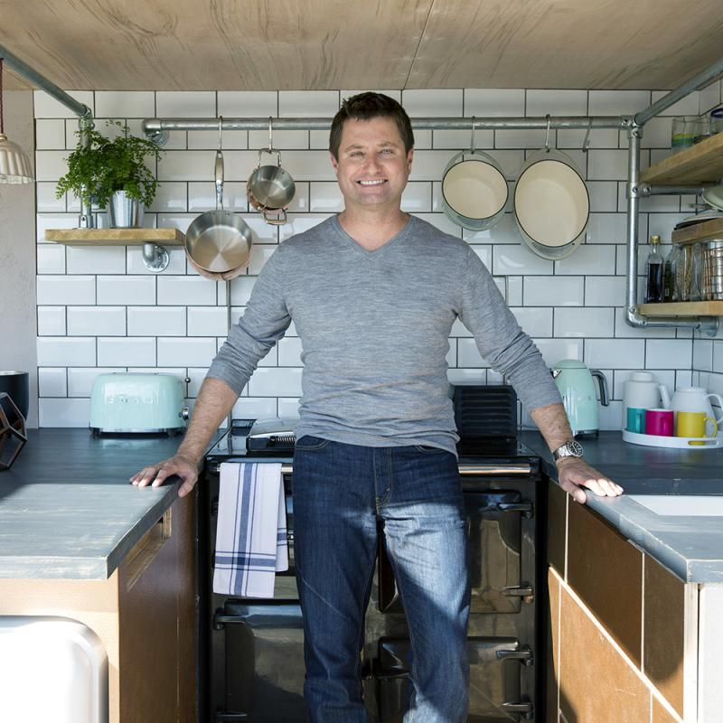 An Interview with George Clarke