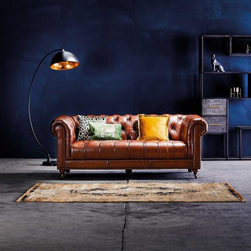 Leather or fabric sofas: which is best?