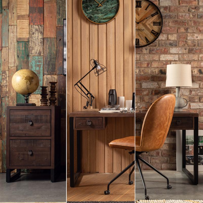 Style Hacks: 3 Ways to Style your Home Office Desk