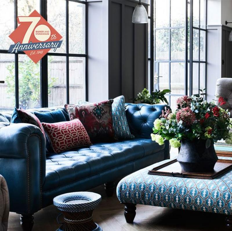 Announcing the Winner of our Ingrid Sofa Giveaway
