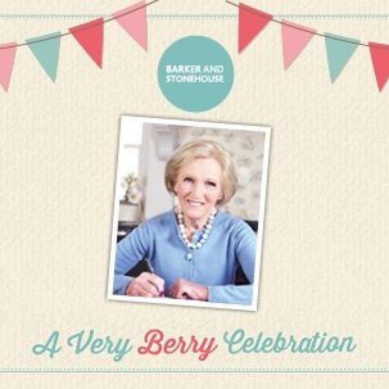Join our Very Berry Celebration