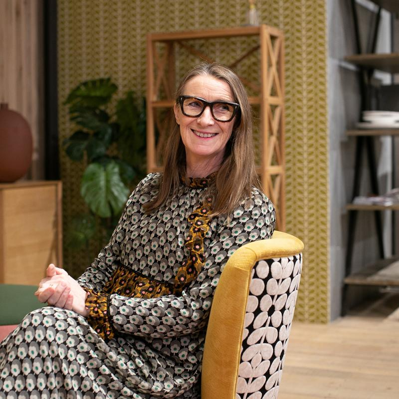 Orla Kiely Launches Furniture Range at Guildford Store