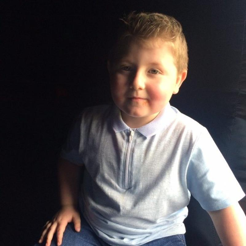 Fundraising for Finley