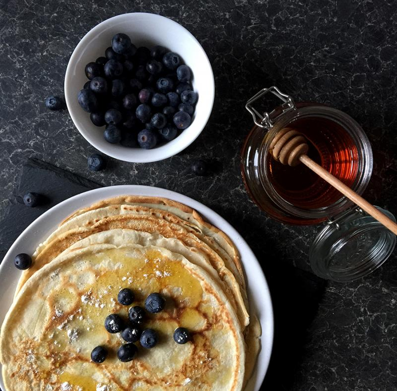 Pancake Day - Our favourite recipe!