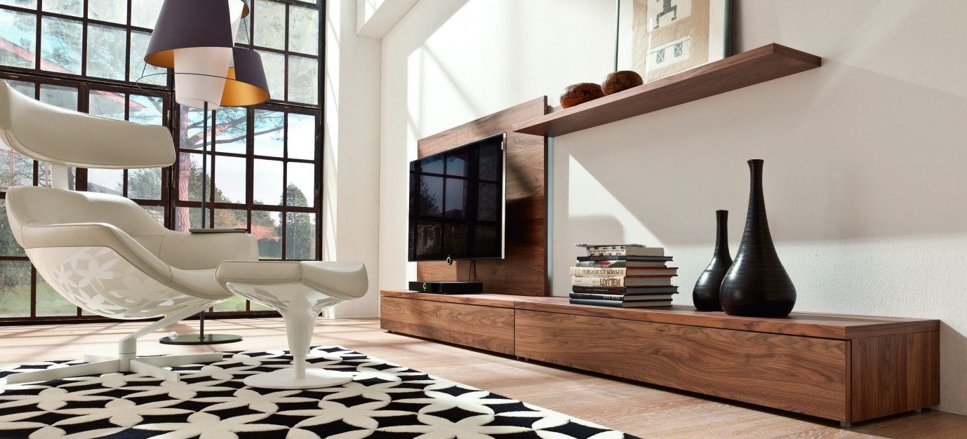 storage  10 stylish solutions for a clutter free home  ~ Tv Wand Hülsta