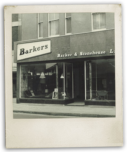 Barker & Stonehouse – Our History