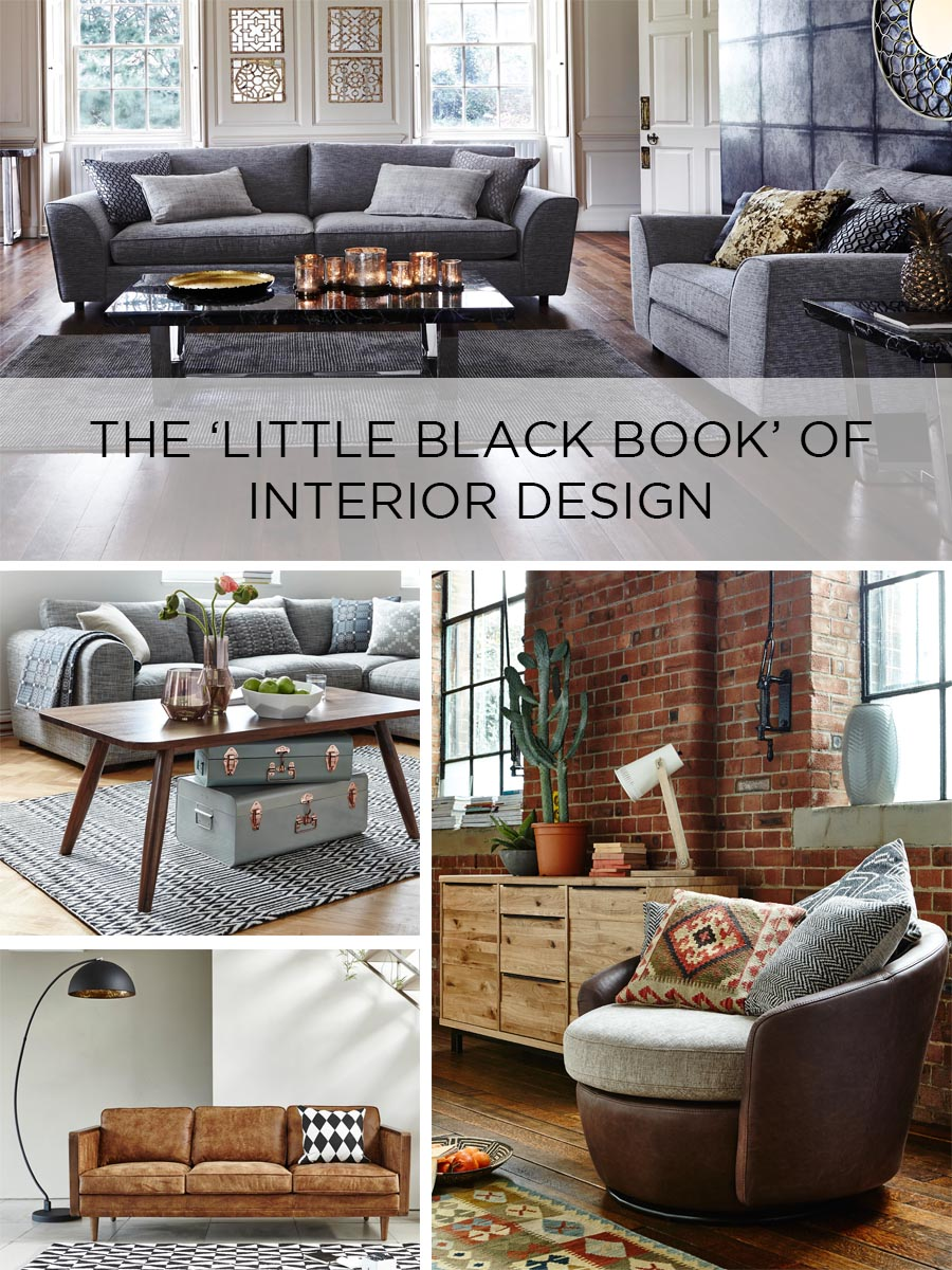 the little black book of interior design