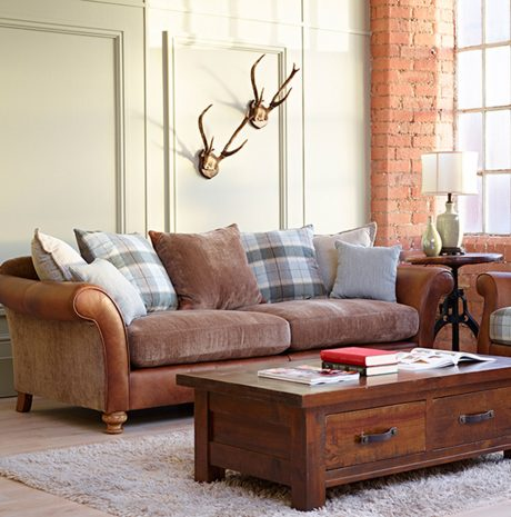 Spurling 4 Seater Sofa