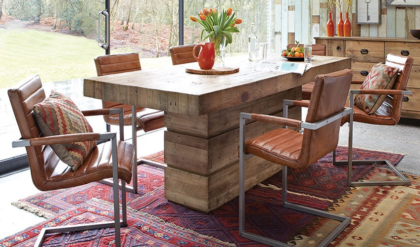San Quentin Tahoe reclaimed dining range