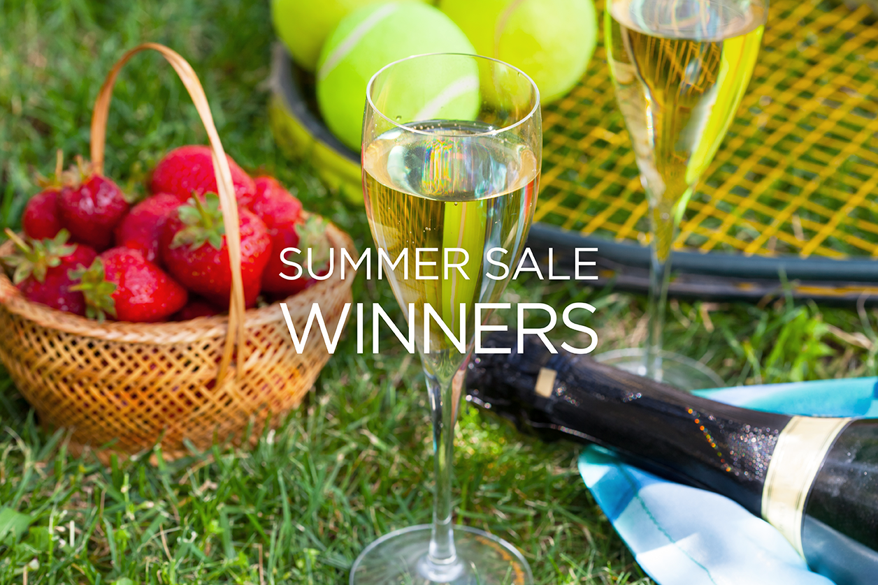 Barker and Stonehouse Summer Sale Winners