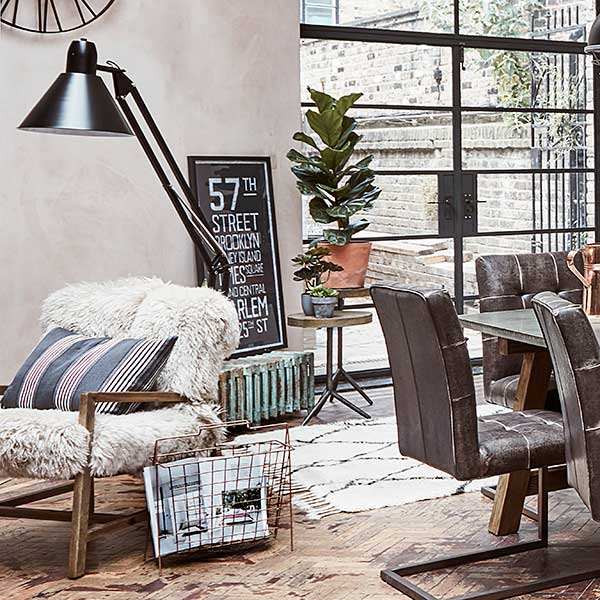 Goliath Floor Lamp | Barker and Stonehouse
