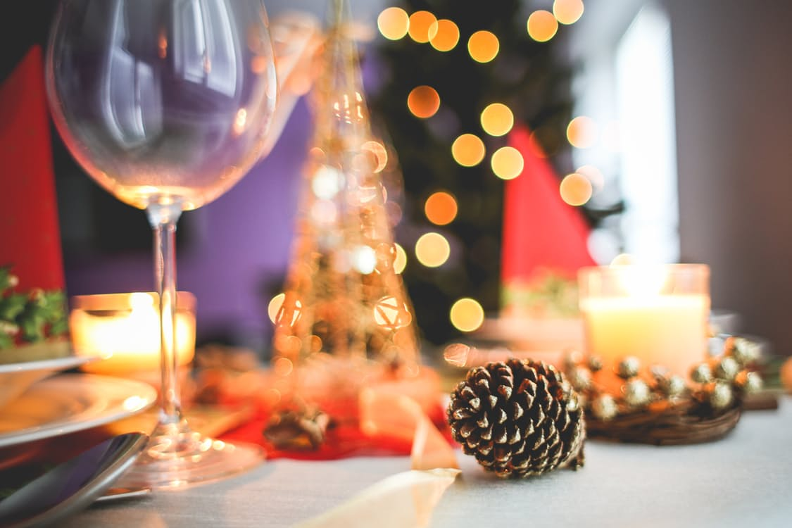 Top Tips for Hosting Your First Christmas Dinner