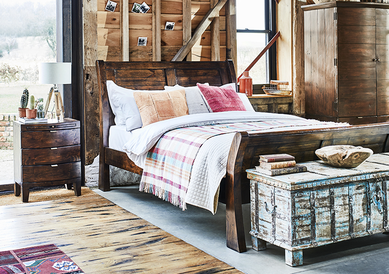 A Guide To Reclaimed Wood Furniture Your House Barker And Stonehouse